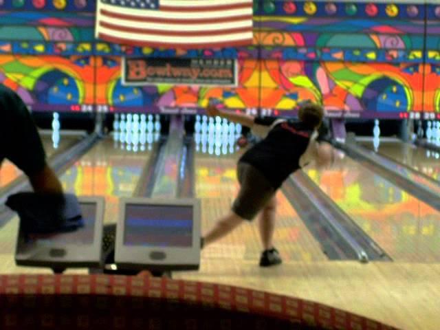 Bowling at Transit