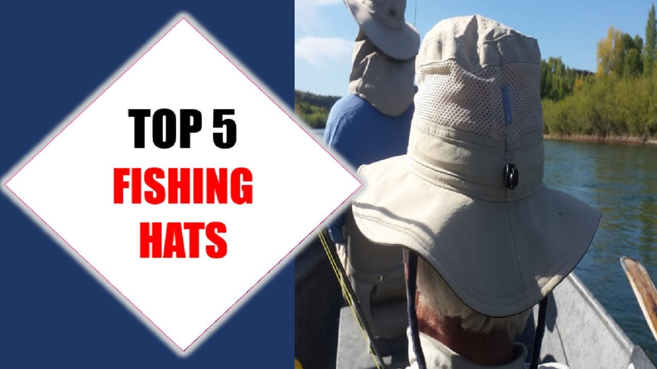 596c43fb65f Top 5 Best Fishing Hats 2018