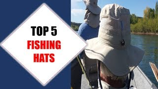 Top 5 Best Fishing Hats 2018 | Best Fishing Hat Review By Jumpy Express