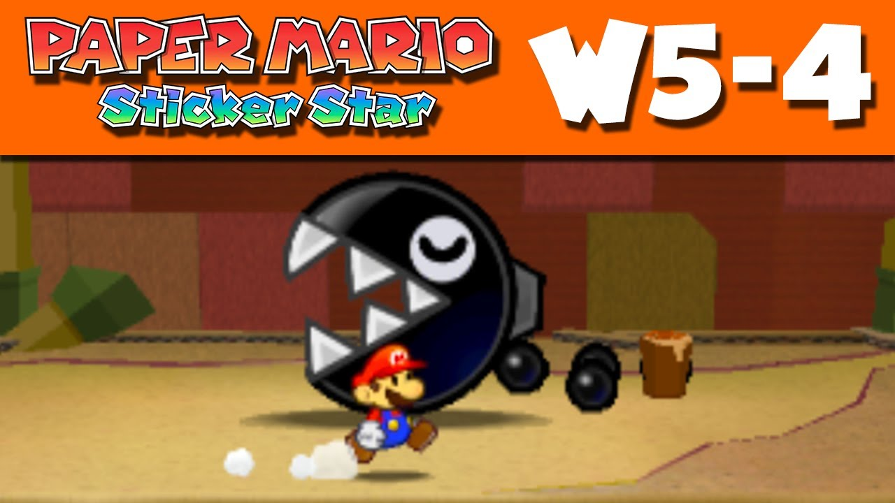 paper mario sticker star 4-3 help Download the game guide 'complete walkthrough' for paper mario: sticker star on nintendo 3ds (3ds) (98587.