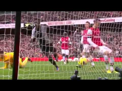 adebayor - skill and goals