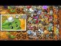 Plants vs Zombies 2 - Alv Super Melonpulta Level 1000