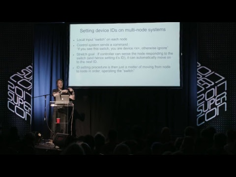 Hackaday Superconference 2017 - Mike Harrison