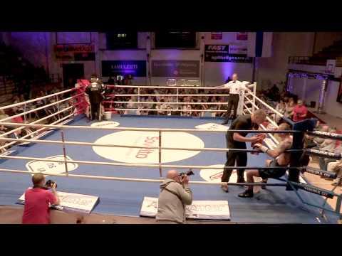 Tampere Boxing Night 2014