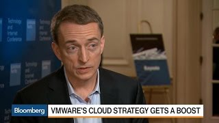 VMware CEO Excited About Amazon Partnership