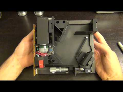 TSP #38 - Teardown, Upgrade and Experiments with a Verity Visible Wavelength Monochromator