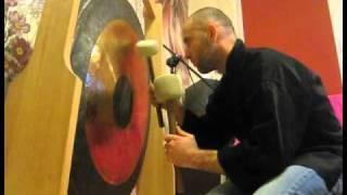 Anhad Sound - Relaxation Music of the Tibetan Gong (masaż dźwiękiem mis i gongów tybetańskich)