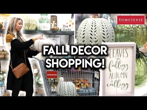 FALL HOME DECOR 2019 | SHOP WITH ME + HAUL