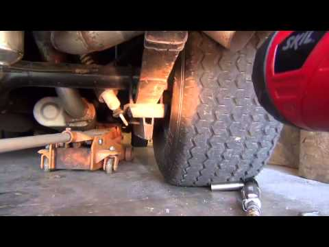 The Torino Gets Rear Shocks And A Short Update On The Powerstroke