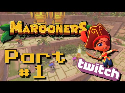 Marooners - Part 1: Learning The Games