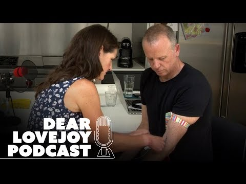 Dr Tamsin Lewis Gives A Blood Test Live on Air | Dear Lovejoy Podcast