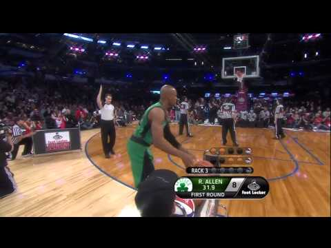 Ray Allen Shooting Form-HD