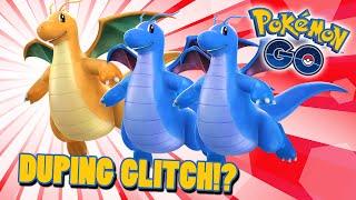Pokemon Go Duplication Glitch - (w/ Idubbbz & Fat C*nt) - Poké Talk #1