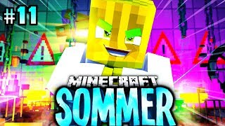 DR. CHAOSFLO's  böse EXPERIMENTE?! - Minecraft Sommer #11 [Deutsch/HD]