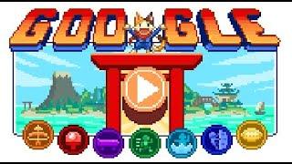 Doodle Champion Island Games Begin! Walkthrough (All Games)
