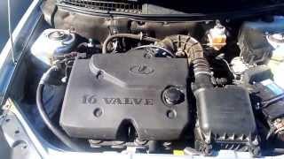 Стук поршневой 126-го двигателя Лада Приора(, 2013-05-03T08:11:57.000Z)