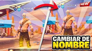 How to CHANGE ID on FORTNITE FREE PS4 CHANGE NAME FORTNITE