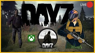 DAYZ ON XBOX ONE !!🔪PLAYING THE PREVIEW GAME I HAVE A HOUR TO PLAY !! SUPPORT EACH OTHER GUYS
