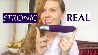STRONIC REAL from FUN FACTORY - Review by Venus O'Hara - The Sex Toy Laboratory