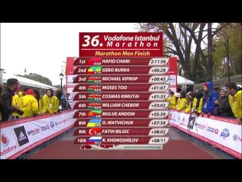Istanbul Marathon 2014