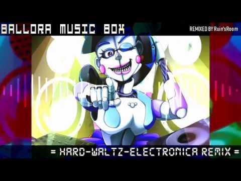 【FNaF】Ballora Music Box REMIX [ アレンジ ]
