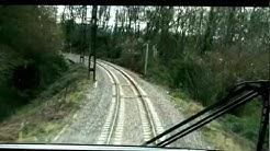 [Cab-Ride] voyage en cabine de l'X73500 de Pau à Oloron Ste Marie