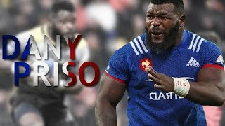 Dany Priso || French Prop || Rugby Legion