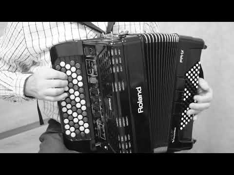 Best Christmas Songs Ever - We Wish You A Merry Christmas  - Accordion (Roland FR-1X)