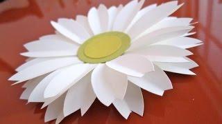 Подарки маме своими руками как сделать цветы легко и просто ромашки из фома Поделки с детьми!