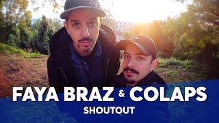 FAYA BRAZ & COLAPS | Fin De Le Jeu