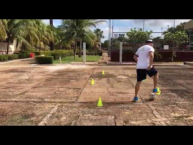 Atividades com bola - Professor Bruno Casoti