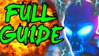 FULL ZOMBIES IN SPACELAND EASTER EGG GUIDE EASTER EGG TUTORIAL & BOSS FIGHT INFINITE WARFARE ZOMBIES