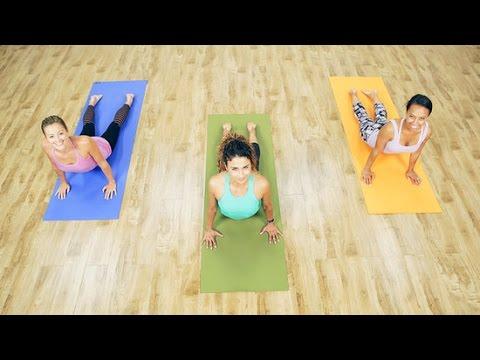 Detox Yoga Hangover Workout | Class FitSugar
