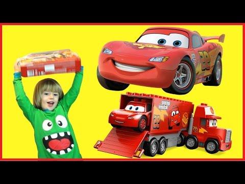 Monster Trucks For Children 2017 & Police Car For Kids Videos