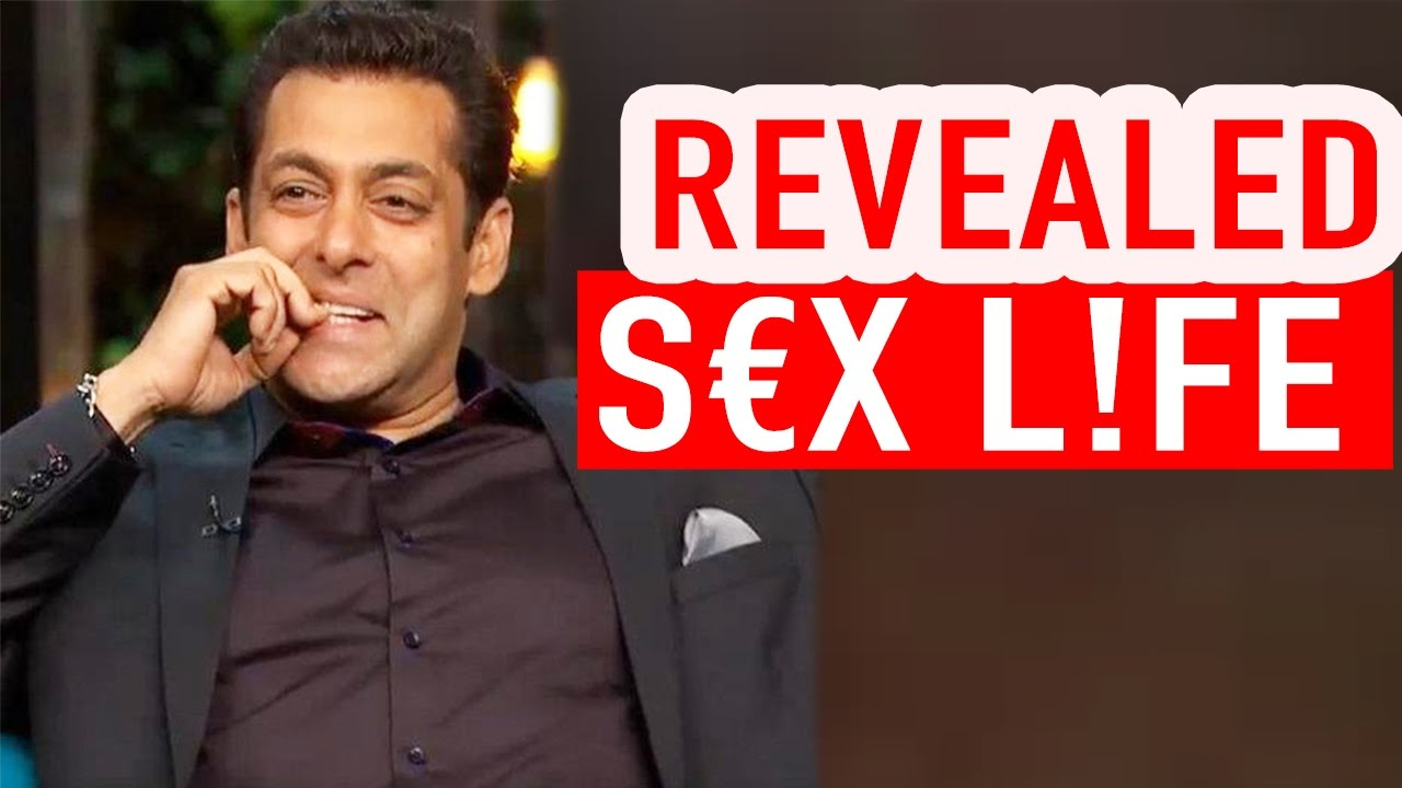Shocking  Salman Khan Sex Life Revealed By Arbaaz Khan  Must Watch - Youtube-2189
