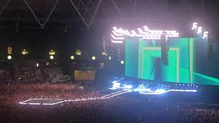 Download lagu KNIGHTS OF CYDONIA - Muse [Live In London, Olympic Stadium. 01 June 2019]