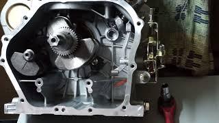 збірка дизельного двигуна 9 л. с F-186