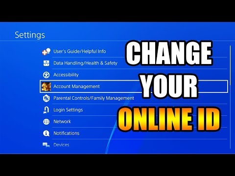 You Can FINALLY Change Your PSN Name - How To Change PS4 Online ID