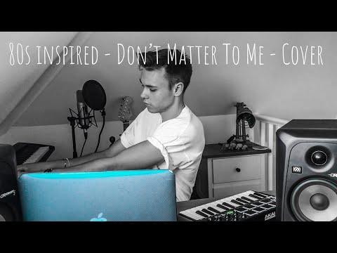 Drake & Michael Jackson - Don't Matter To Me - Mashup Cover (Lyrics)