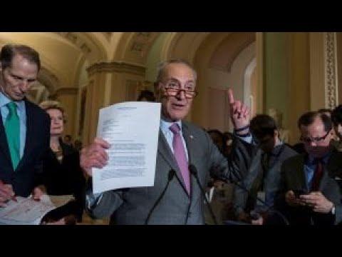 Evaluating Senate Democrats