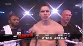 k1 Kick Boxing  Glory WS Gokhan Saki vs Rico Verhoeven