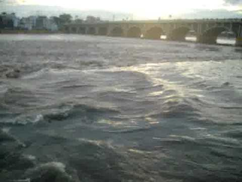 Madurai Vaigai Flood