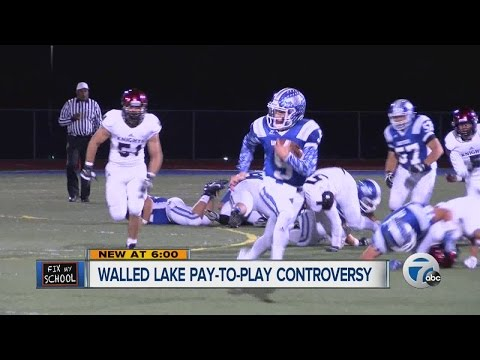 Pay to play in Walled Lake