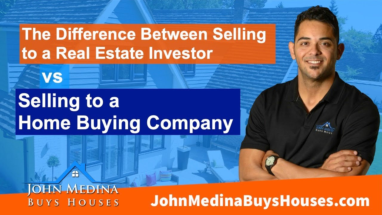 Difference between Real Estate Investor vs. A Direct Sale To A Home Buying Specialist