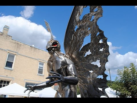 Home of Mothman - Point Pleasant, WV