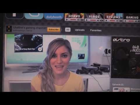 iJustine's Whoring.. Er.. Gaming Channel Gets Her A FIFTH YouTube Partnership With ZERO Videos?!