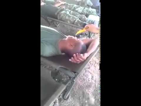 Video chistosos de soldados