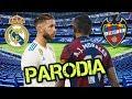 Canción Real Madrid vs Levante 1-2 (Parodia Ozuna - Coméntale Feat. Akon)