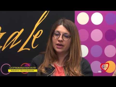 FEMMINILE PLURALE 2016/17 - LA CITTADINANZA NON HA ETA'
