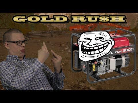 figgehn VS GENERATORN FRÅN HELVETET | Gold Rush | #5